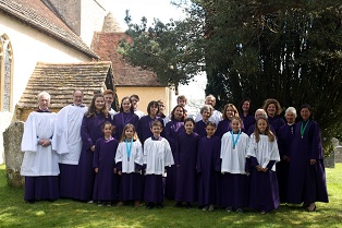 The Choir - Easter Sunday 2017