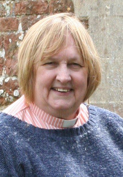 Revd. Ann Fraser