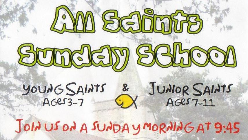 Young Saints - Sunday School!